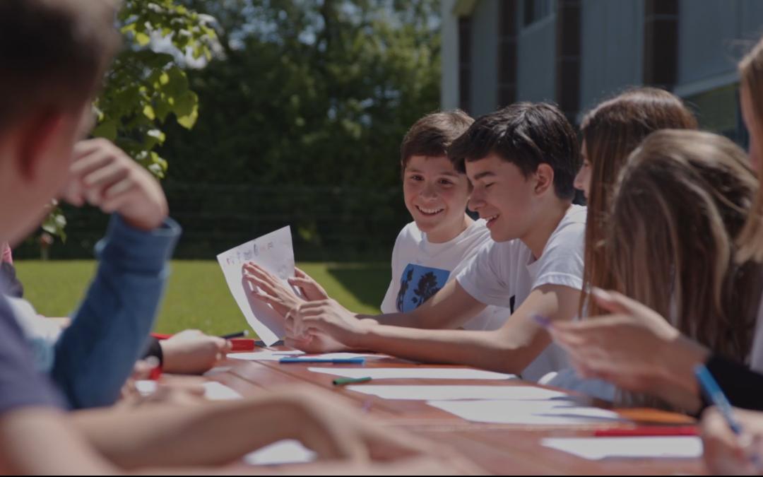 Predstavitveni video programa 'Mladinske delavnice'